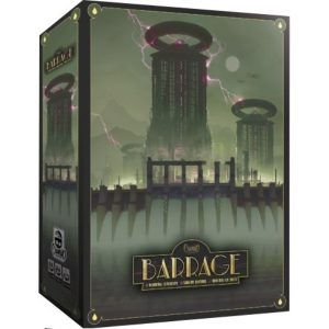 Barrage Caja