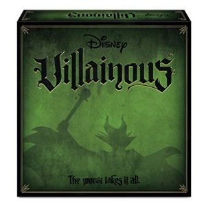 Disney Villainous Caja