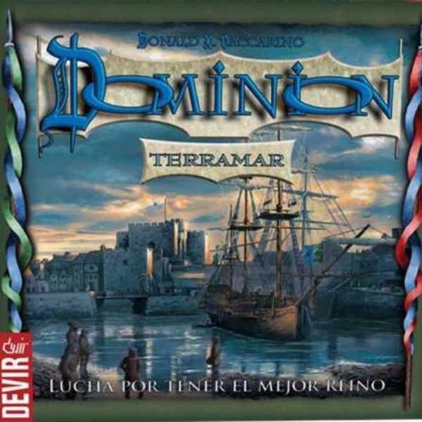 Dominion Terramar Portada