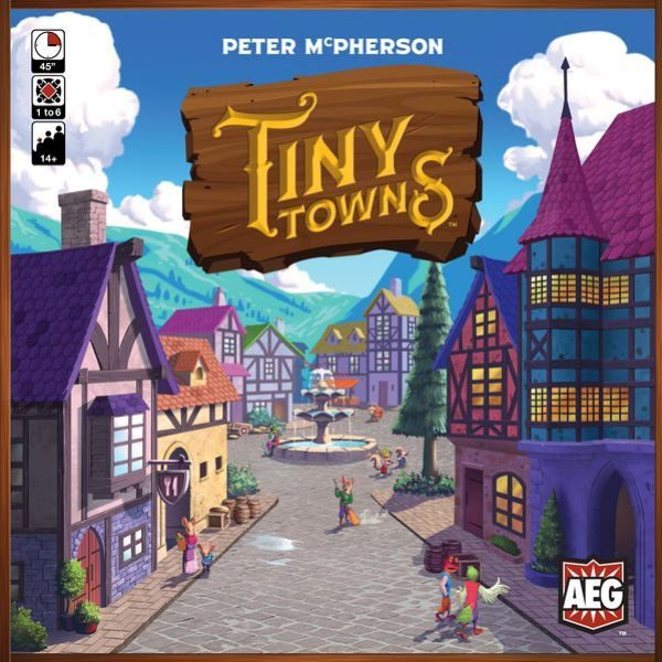 Tiny Towns Portada