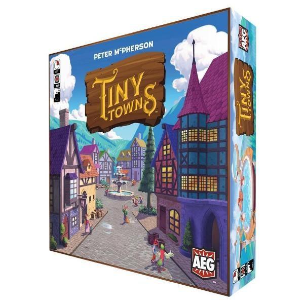 Tiny Towns Caja
