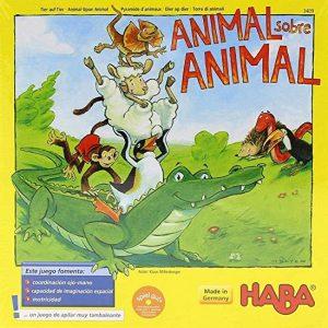 Animal sobre Animal Portada