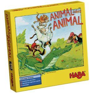 Animal sobre Animal Caja