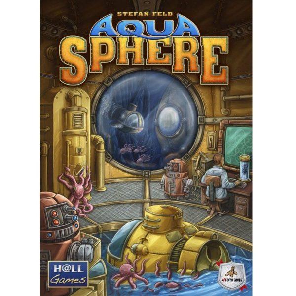 AquaSphere Portada