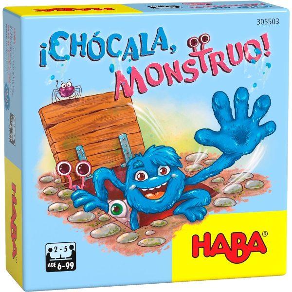 Chocala Monstruo Caja