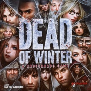 Dead of Winter Portada