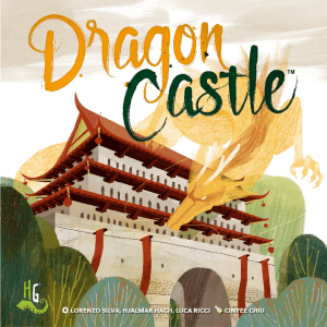 Dragon Castle Portada
