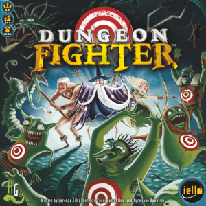 Dungeon Fighter Portada