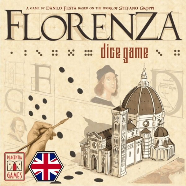 Florenza Dice Game Portada