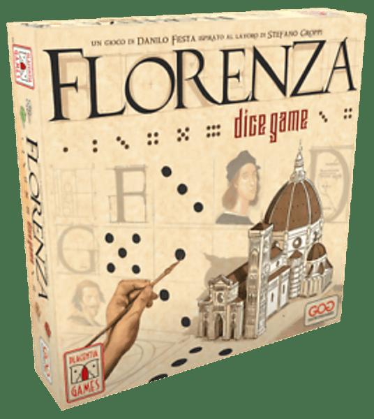 Florenza Dice Game Caja