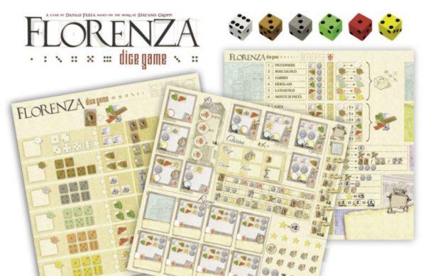 Florenza Dice Game Desplegado