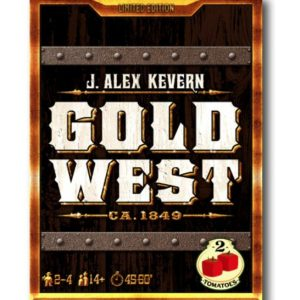Gold West Portada