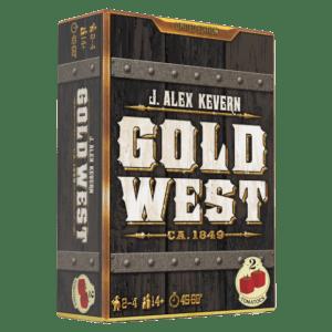 Gold West Caja