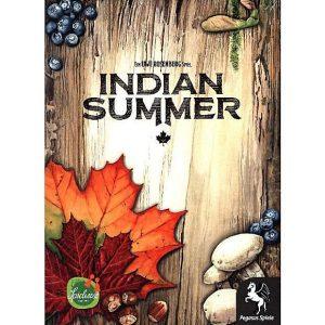 Indian Summer Portada
