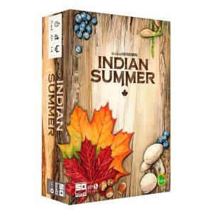 Indian Summer Caja