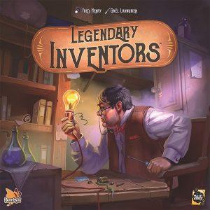 Inventores Legendarios Portada