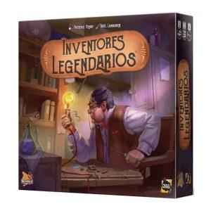 Inventores Legendarios Caja