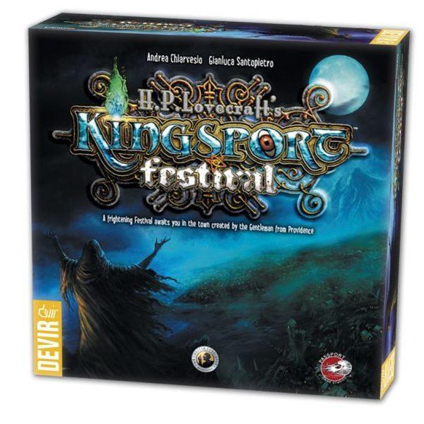 Kingsport Festival Caja
