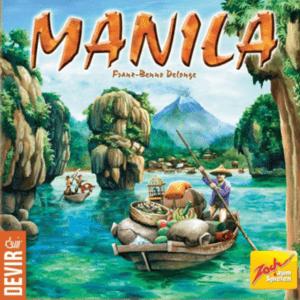 Manila Portada