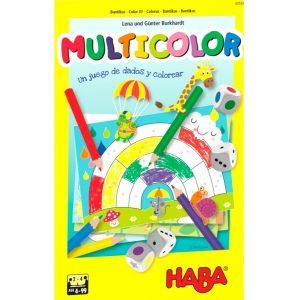 Multicolor Portada