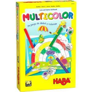 Multicolor Caja