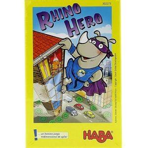 Rhino Hero Portada