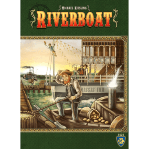 Riverboat Portada
