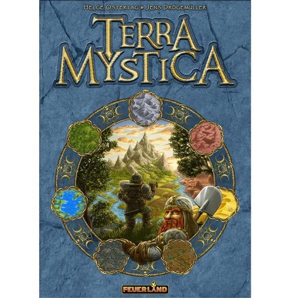 Terra Mystica Portada