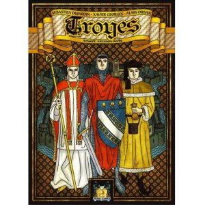 Troyes Portada
