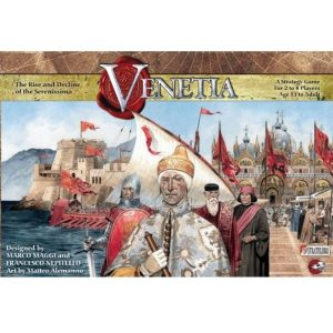 Venetia Portada