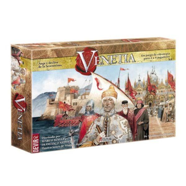 Venetia Caja