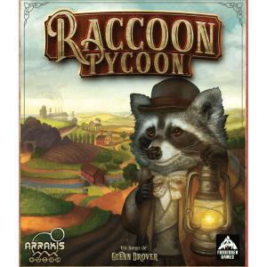 Raccoon Tycoon Portada