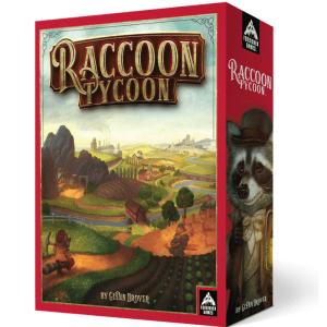 Raccoon Tycoon Caja