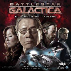 Battlestar Galactica Portada