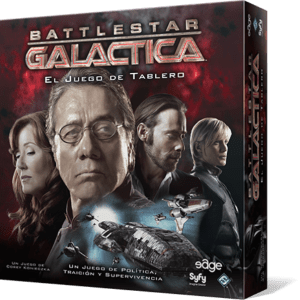 Battlestar Galactica Caja