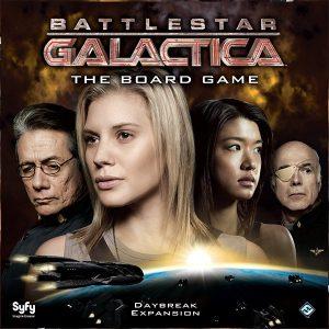 Battlestar Galactica Amanecer Portada