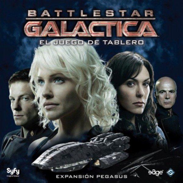 Battlestar Galactica Pegasus Portada