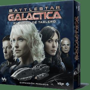 Battlestar Galactica Pegasus Caja