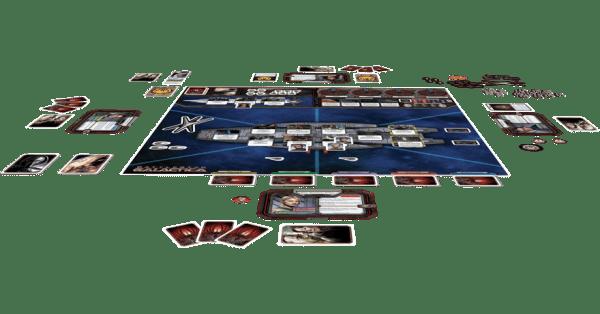 Battlestar Galactica Desplegado