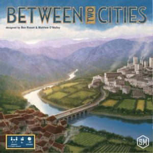 Between Two Cities Portada
