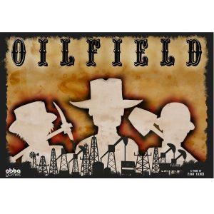 Oilfield Portada