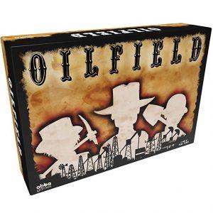 Oilfield Caja