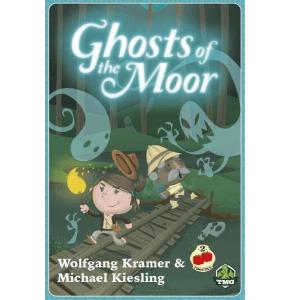 Ghosts of the Moor Portada