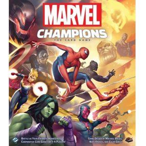Marvel Champions Portada