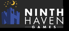 Ninth Haven Games Logo