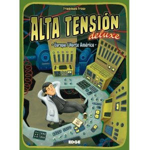 Alta Tension Deluxe Portada