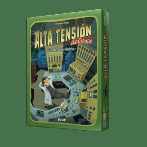 Alta Tension Deluxe Caja