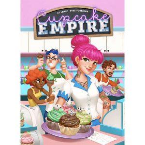 Cupcake Empire Portada
