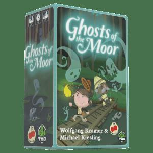 Ghosts of the Moor Caja