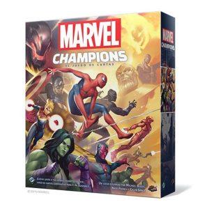 Marvel Champions Caja